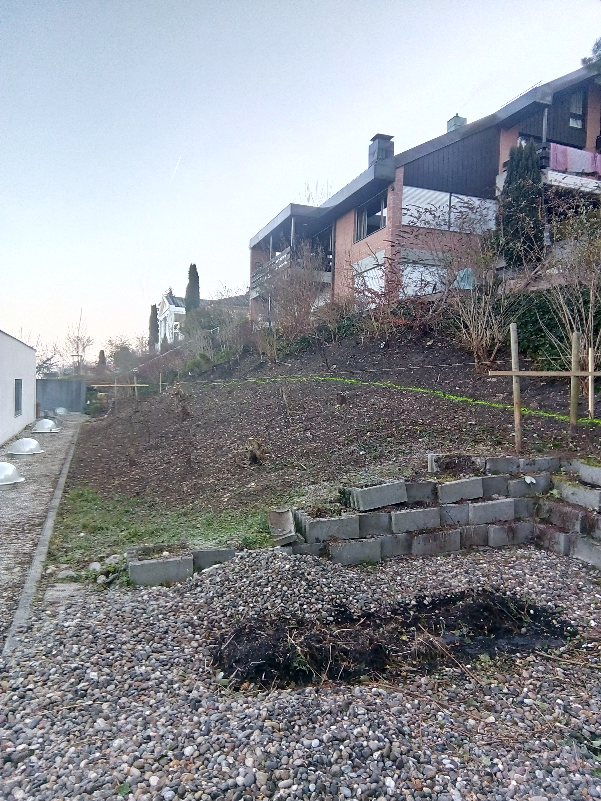 Stützmauer Jura Antico Kalkstein (2)